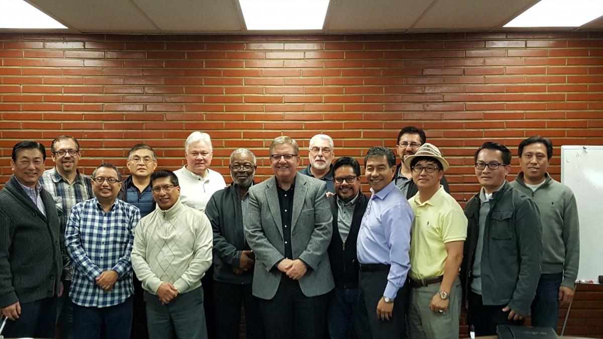 Pastors & CP Luncheon 1/10/2017